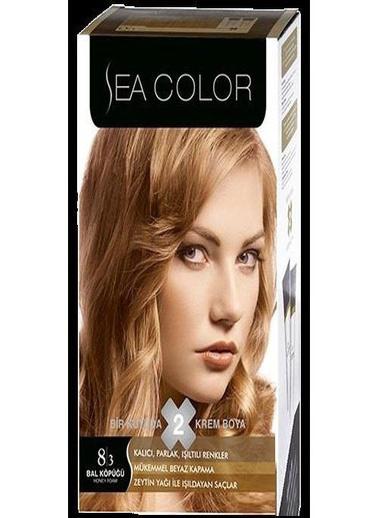 Sea Sea Color 2 Li Saç Boyası 8-3 Sarı
